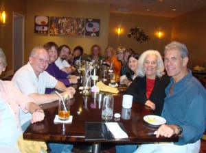 Donna, David e Instructores