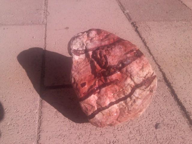 Roca para Meditacion